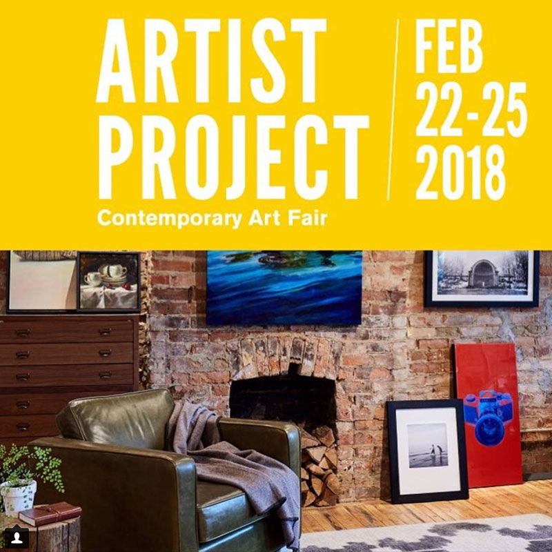Artist Project 2018