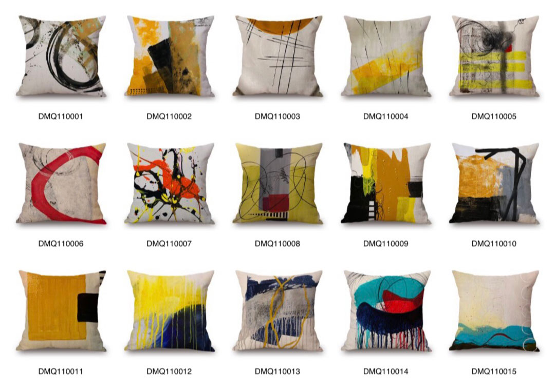 Art Cushions 1