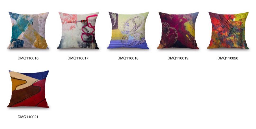 Art Cushions 2